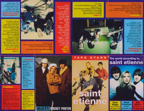 Saint Etienne - Smash Hits