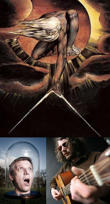 Pete, Stephen & God