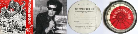 Roger Eagle, DJ, born July 15, 1942; died May 4, 1999