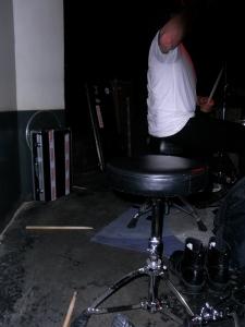 Gallops Drummer