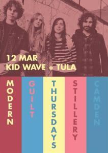 Kid Wave , The Stillery