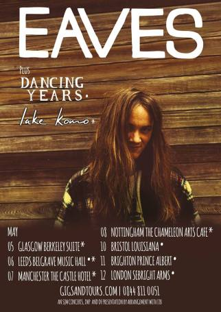 eaves tour