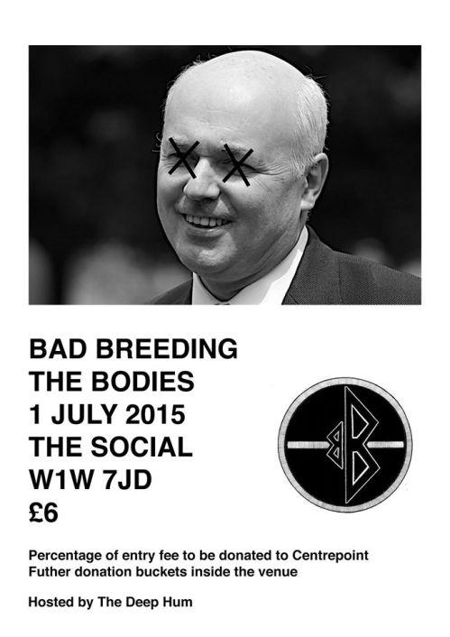 Bad Breeding at The Social