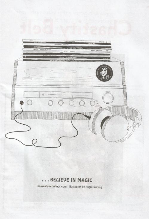 Heavenly Deluxe advert