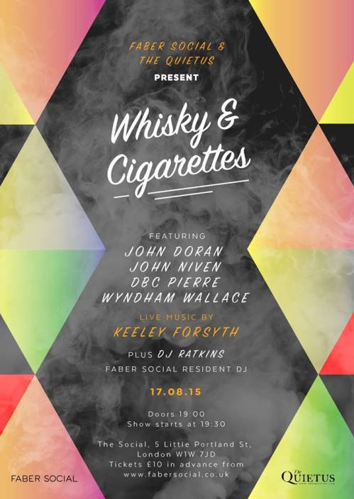 Whisky & Cigarettes