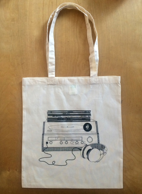 Turntable Tote