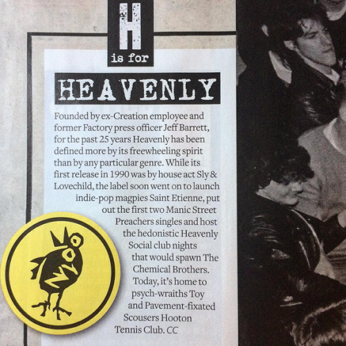H is for Heavenly